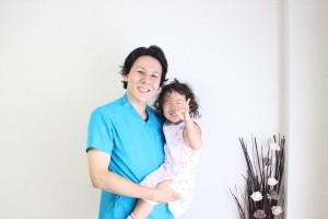 理学療法士 安井 佑輝